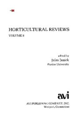 - Horticultural Reviews, V. 8, ebook