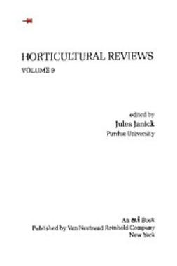 - Horticultural Reviews, V. 9, ebook