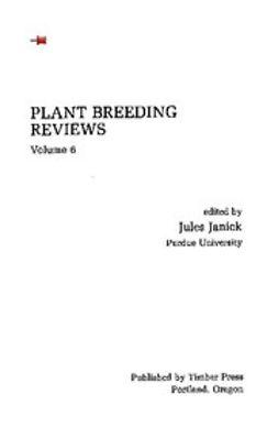 - Plant Breeding Reviews, Volume 6, ebook