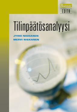 Niskanen, Jyrki - Tilinpäätösanalyysi, e-kirja