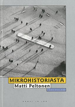 Peltonen, Matti - Mikrohistoriasta, e-kirja