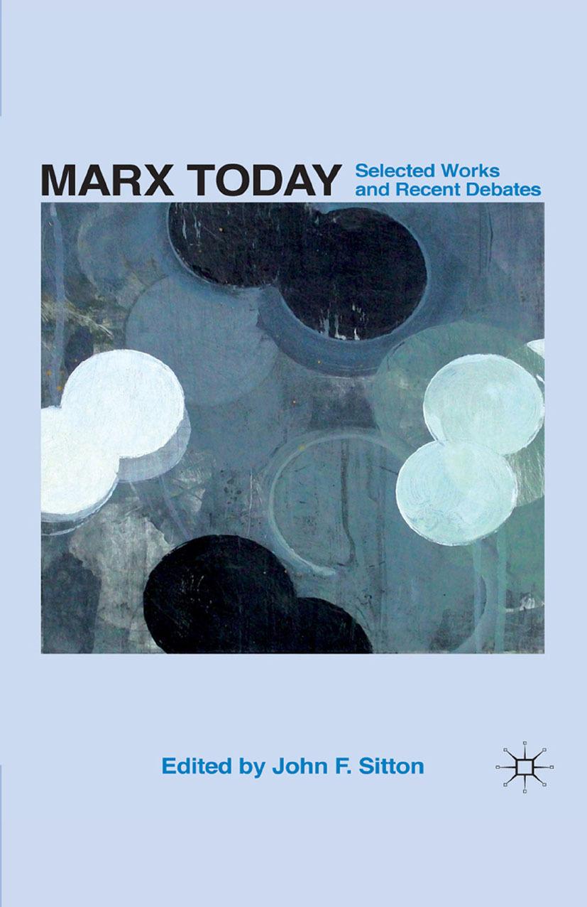 Sitton, John F. - Marx Today, ebook