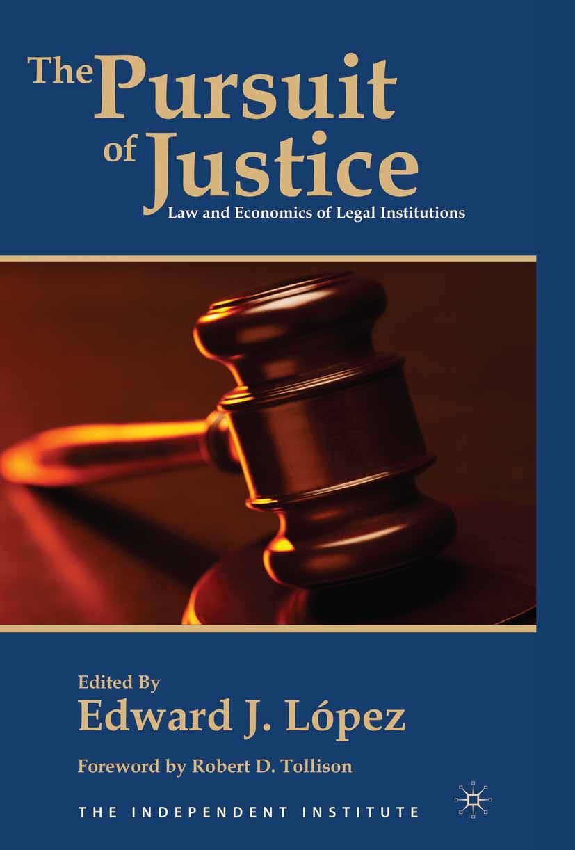 López, Edward J. - The Pursuit of Justice, ebook