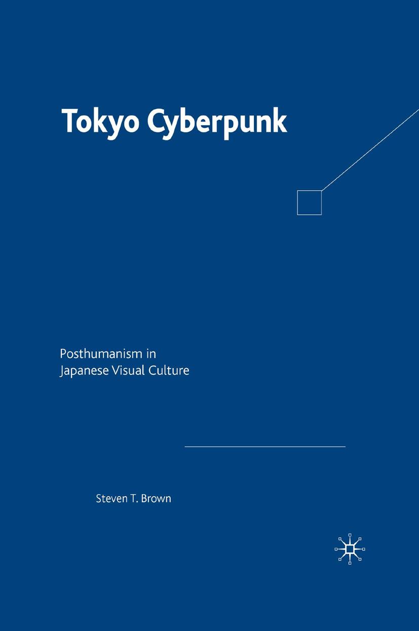 Brown, Steven T. - Tokyo Cyberpunk, ebook