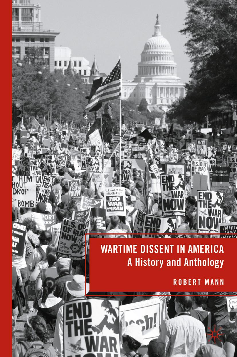 Mann, Robert - Wartime Dissent in America, ebook
