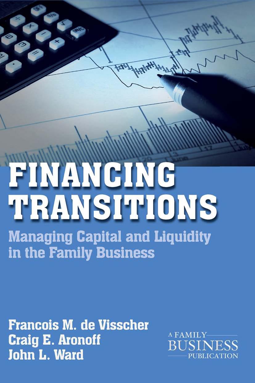 Aronoff, Craig E. - Financing Transitions, ebook