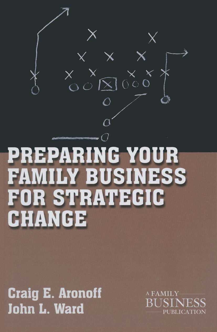 Aronoff, Craig E. - Preparing Your Family Business for Strategic Change, ebook