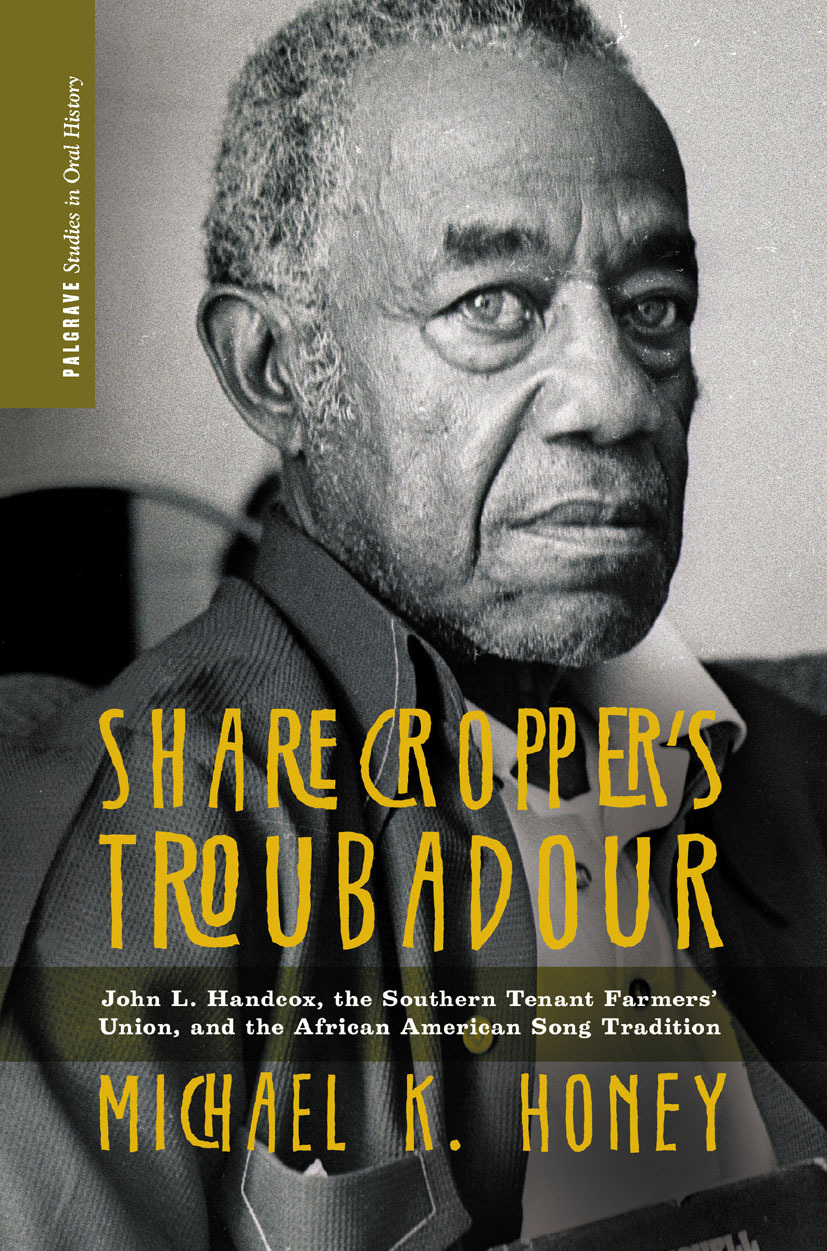Honey, Michael K. - Sharecropper's Troubadour, ebook