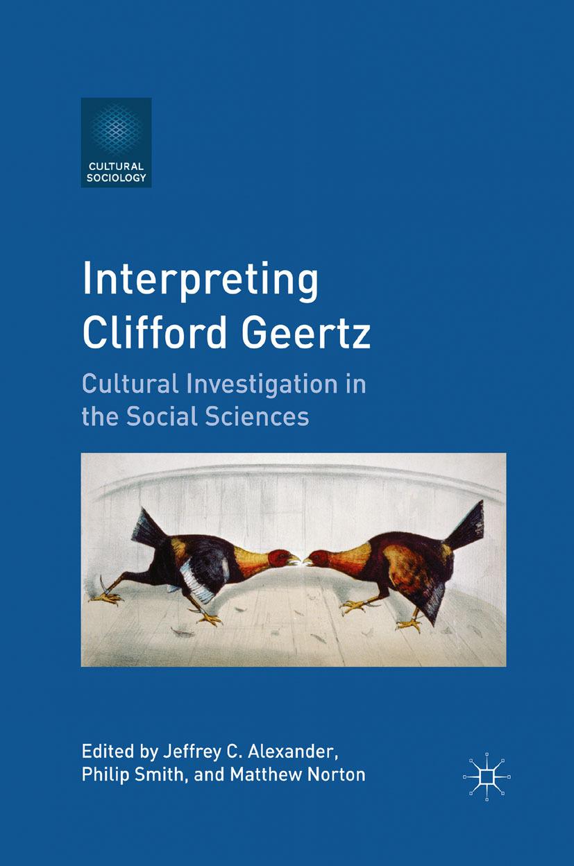 Alexander, Jeffrey C. - Interpreting Clifford Geertz, ebook