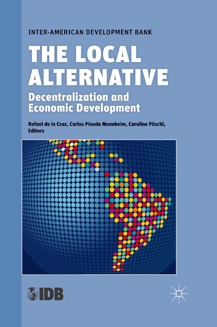 Cruz, Rafael - The Local Alternative, ebook