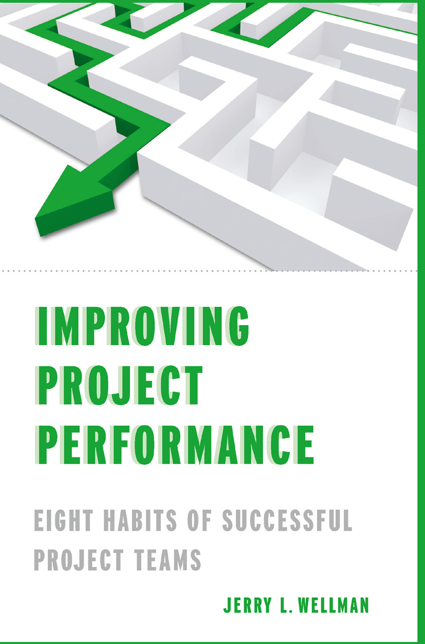 Wellman, Jerry L. - Improving Project Performance, ebook
