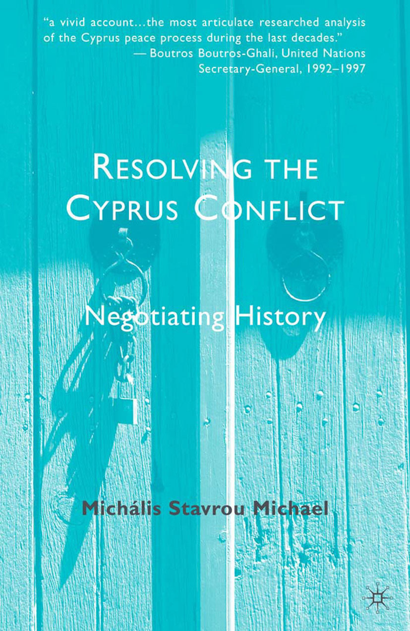 Michael, Michális Stavrou - Resolving the Cyprus Conflict, ebook