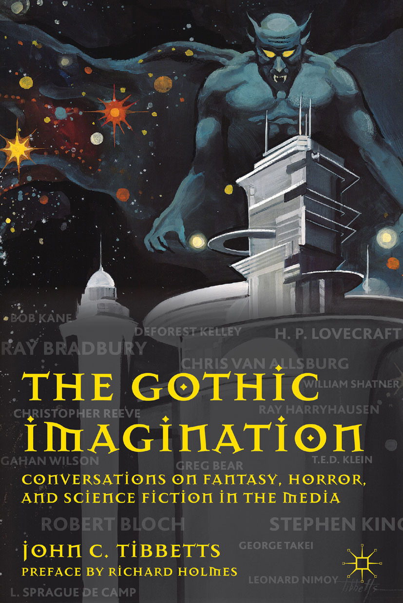 Tibbetts, John C. - The Gothic Imagination, ebook