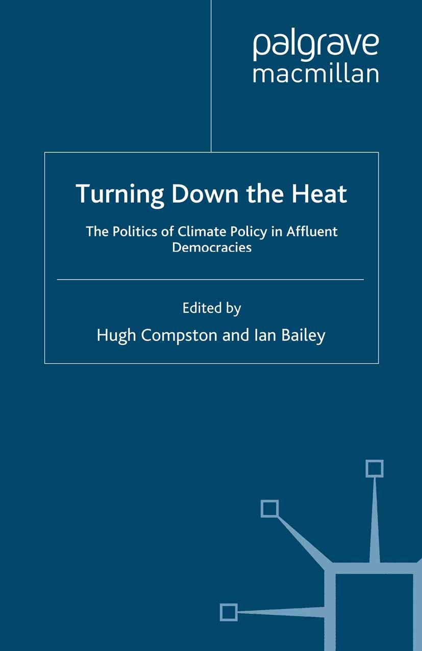 Bailey, Ian - Turning Down the Heat, ebook