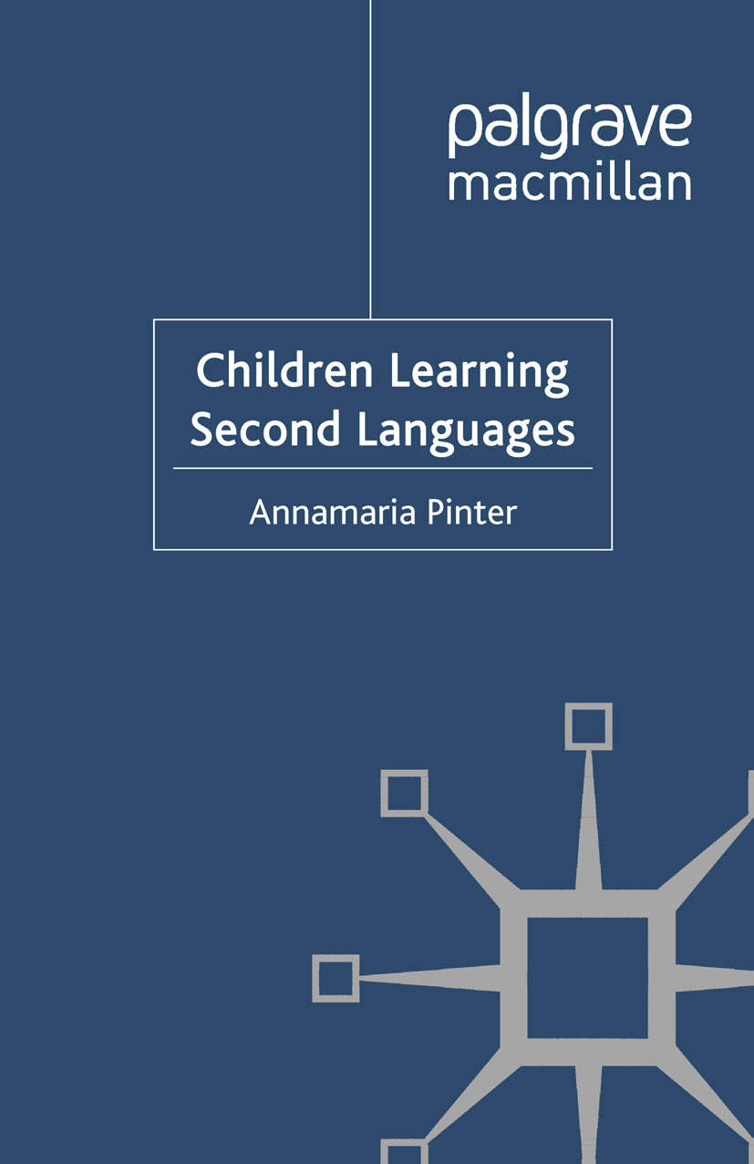 Pinter, Annamaria - Children Learning Second Languages, ebook