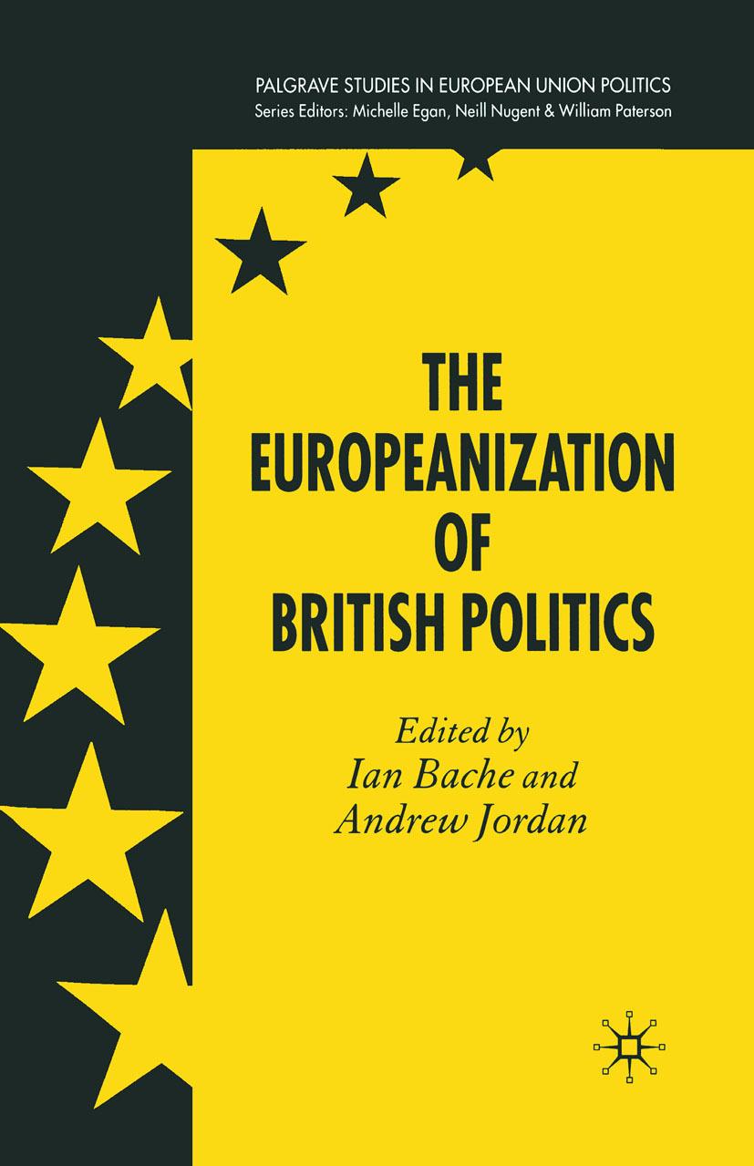 Bache, Ian - The Europeanization of British Politics, ebook