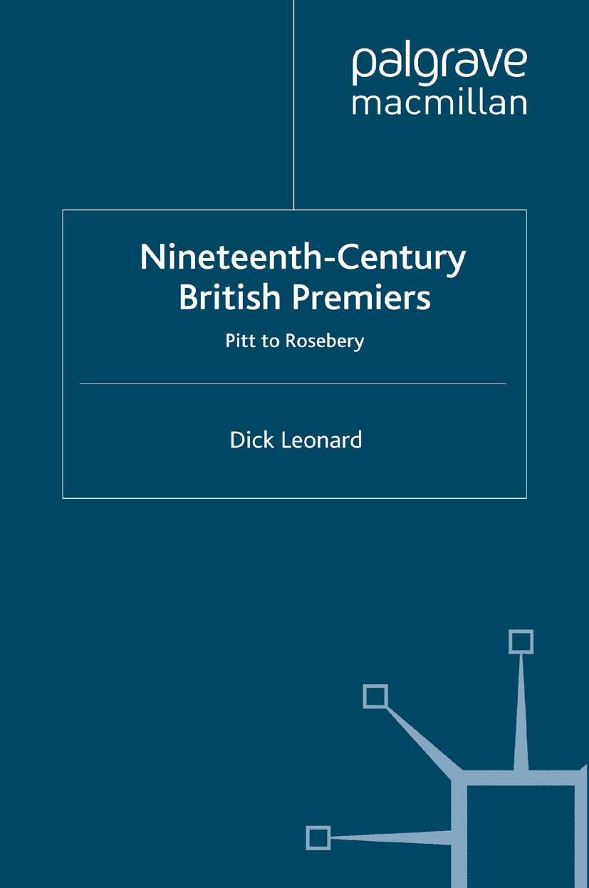 Leonard, Dick - Nineteenth-Century British Premiers, ebook