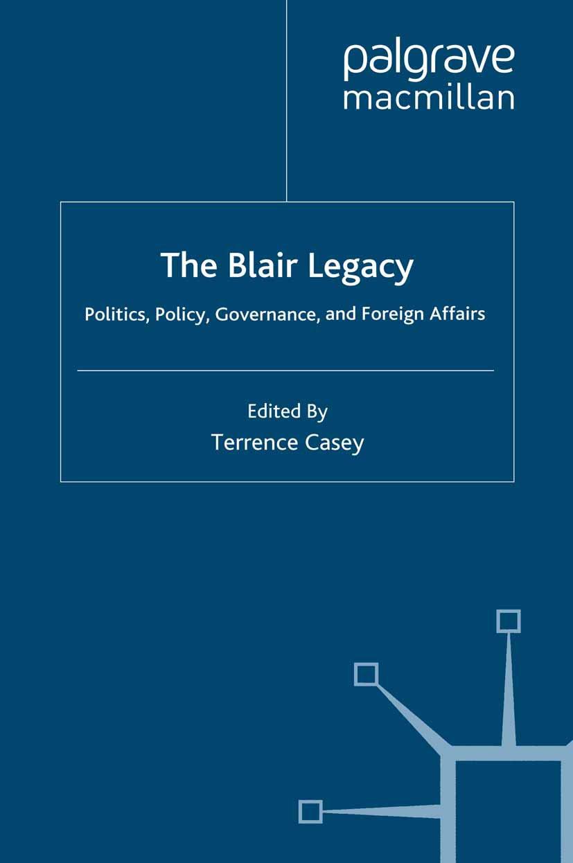 Casey, Terrence - The Blair Legacy, ebook