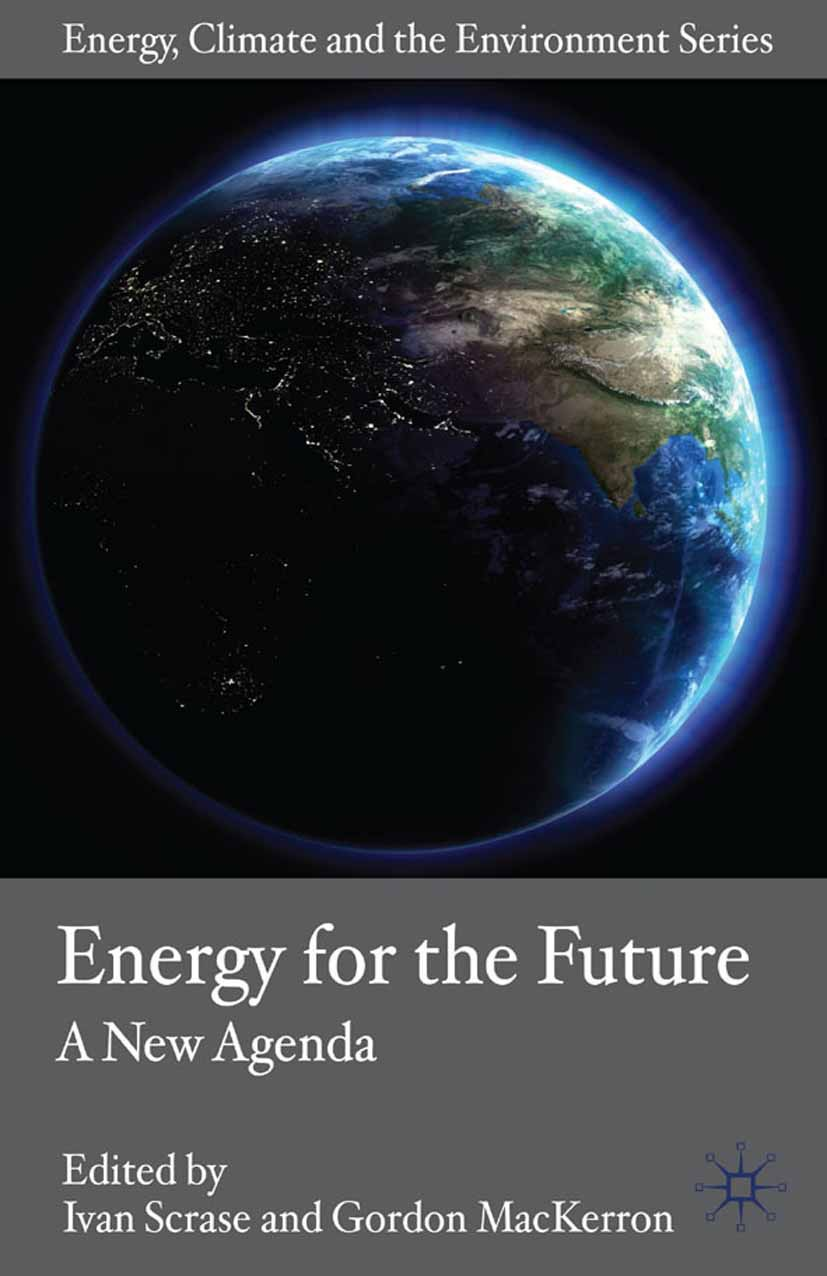 MacKerron, Gordon - Energy for the Future, ebook
