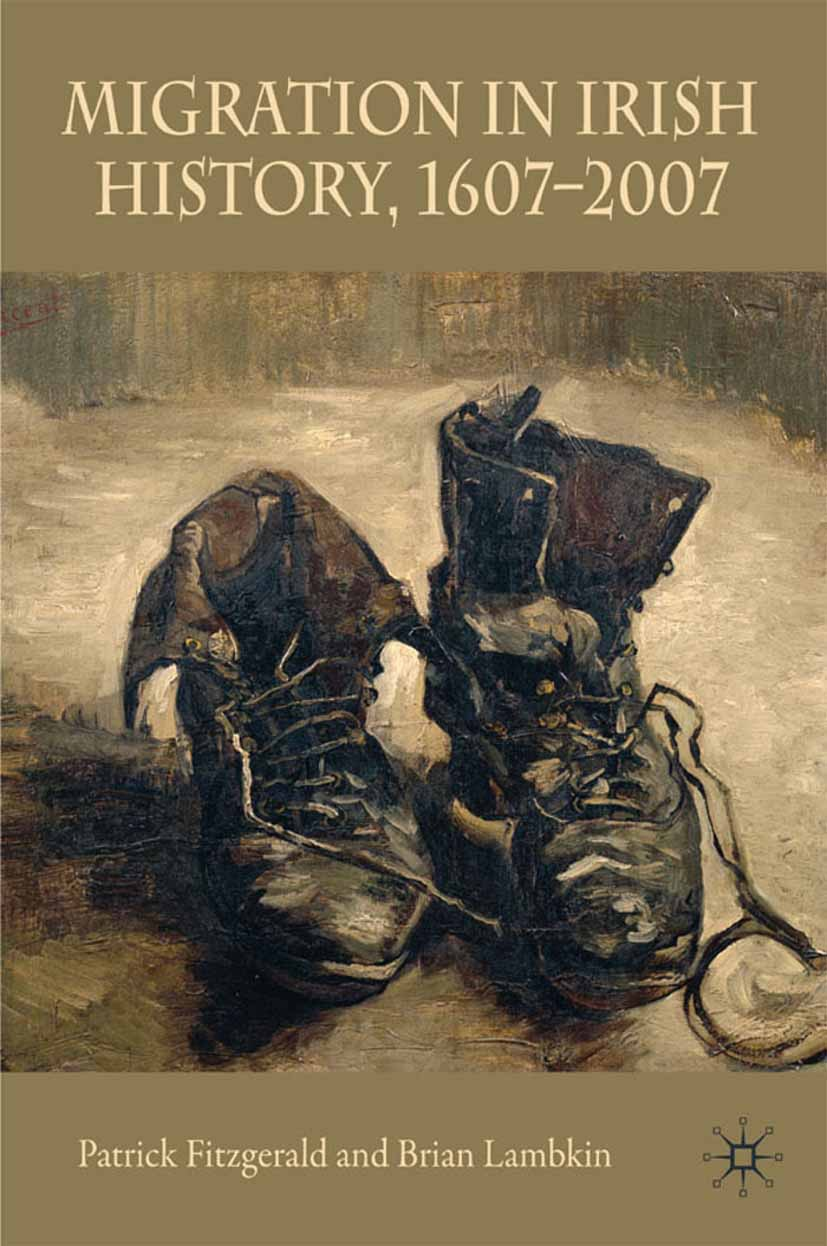 Fitzgerald, Patrick - Migration in Irish History, 1607–2007, ebook