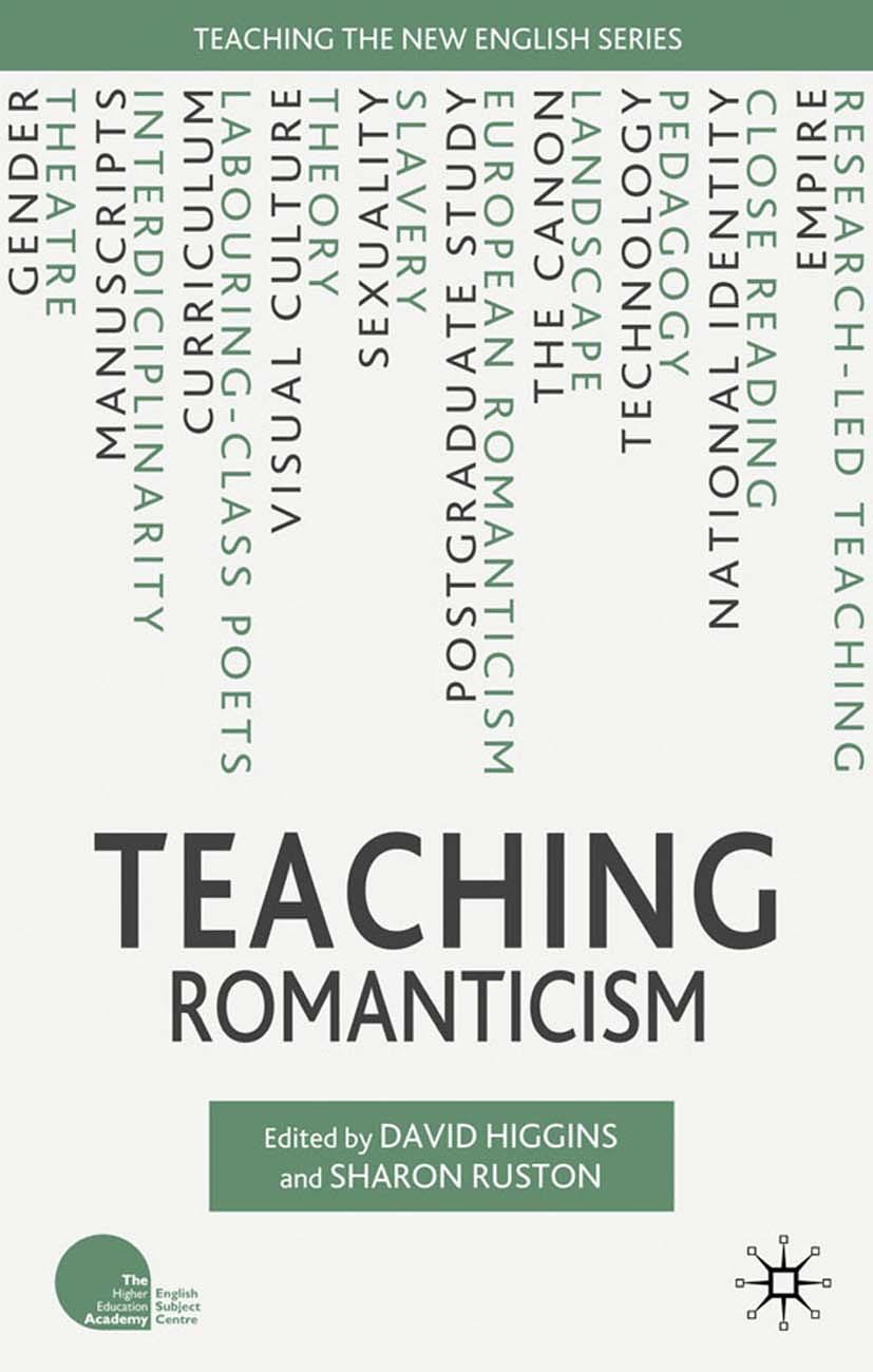 Higgins, David - Teaching Romanticism, ebook