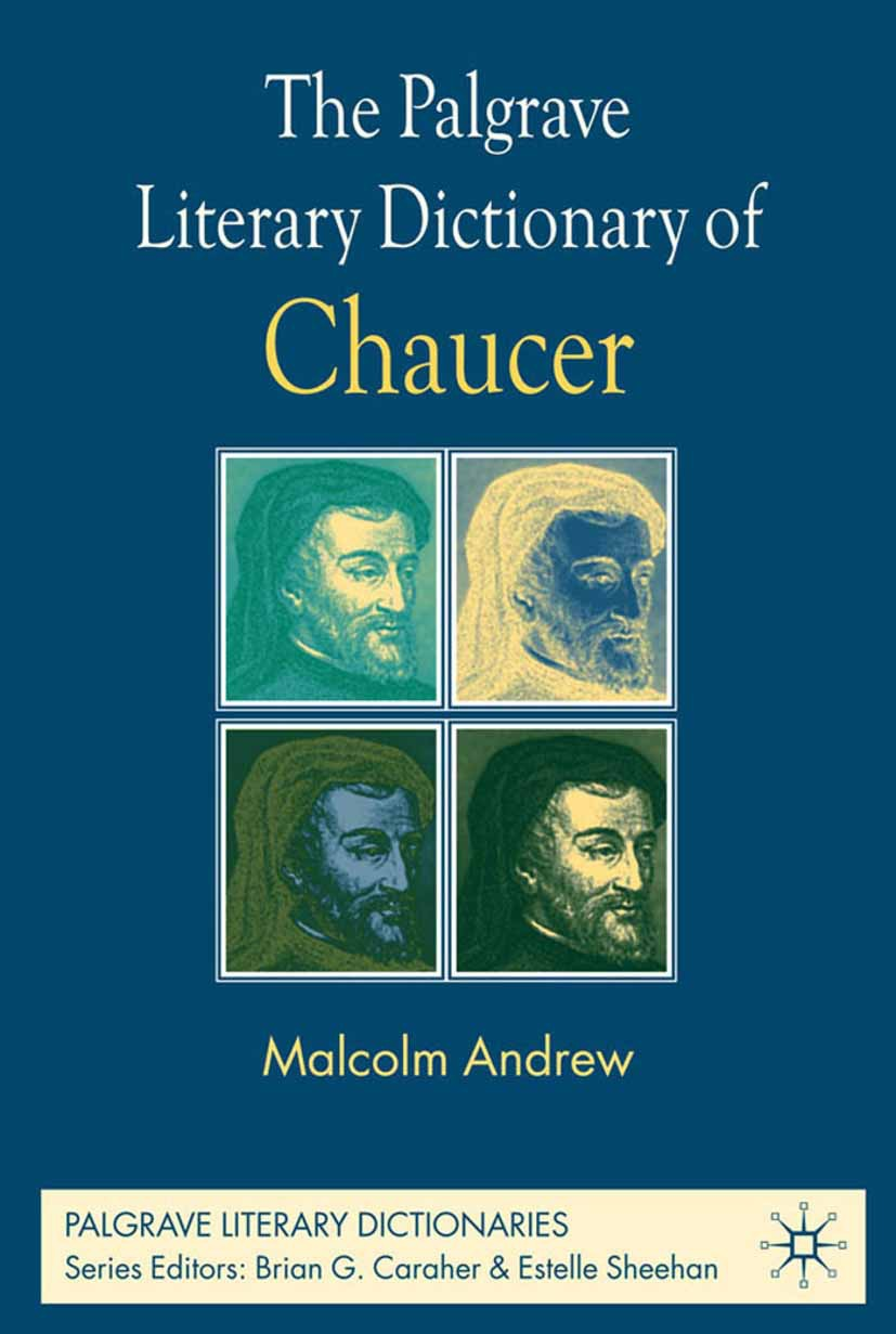 Andrew, Malcolm - The Palgrave Literary Dictionary of Chaucer, ebook