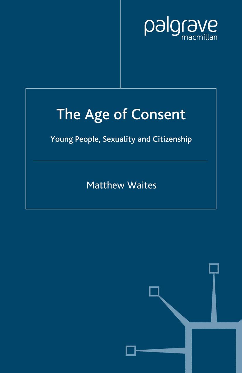 Waites, Matthew - The Age of Consent, ebook