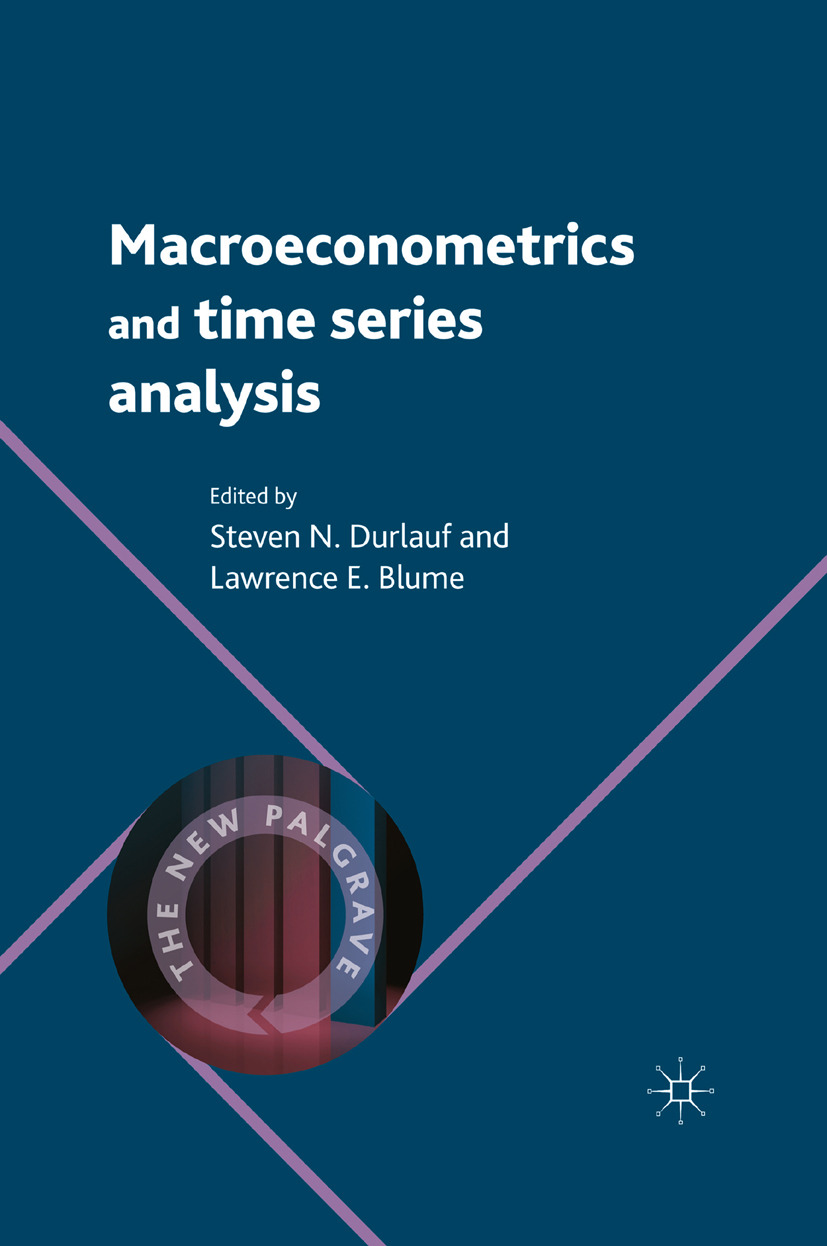Blume, Lawrence E. - Macroeconometrics and Time Series Analysis, ebook