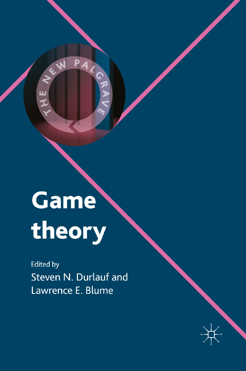 Blume, Lawrence E. - Game Theory, ebook