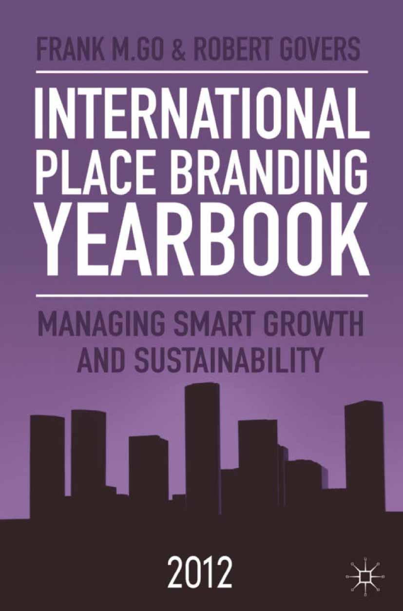 Go, Frank M. - International Place Branding Yearbook 2012, ebook