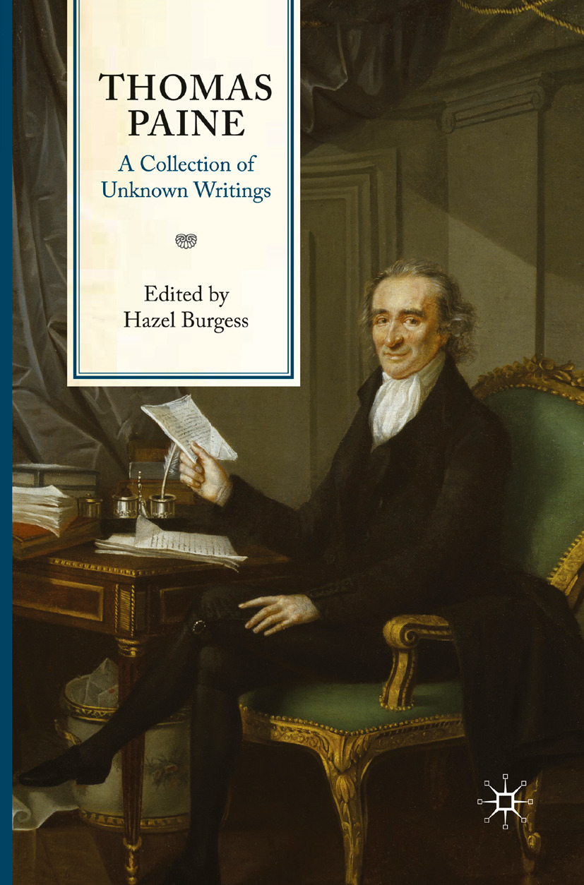 Burgess, Hazel - Thomas Paine, ebook