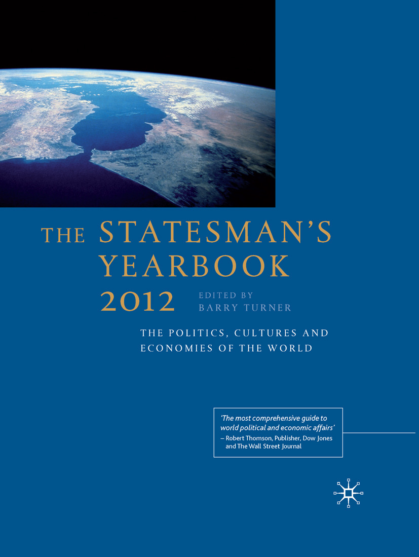 Turner, Barry - The Statesman's Yearbook, e-bok