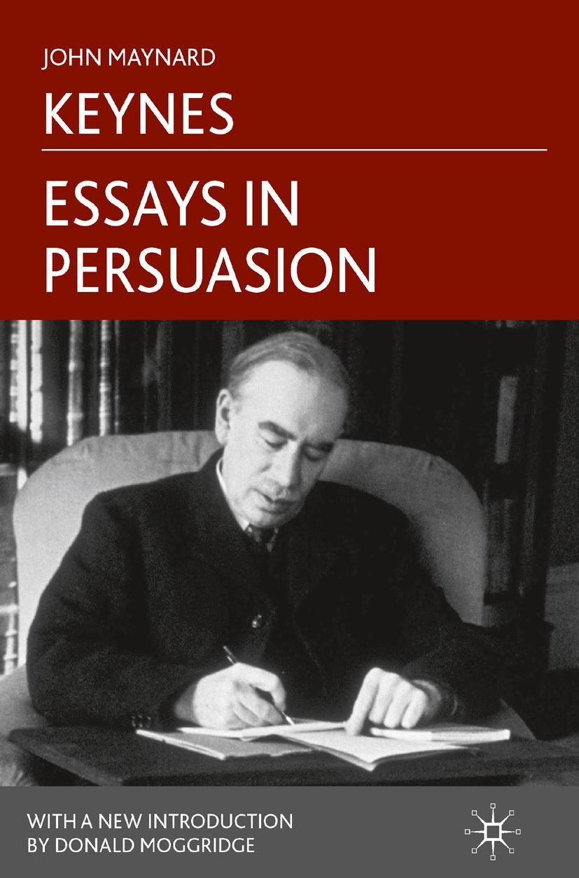 Keynes, John Maynard - Essays in Persuasion, ebook