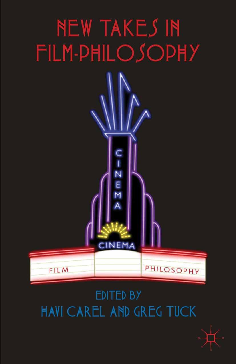 Carel, Havi - New Takes in Film-Philosophy, ebook