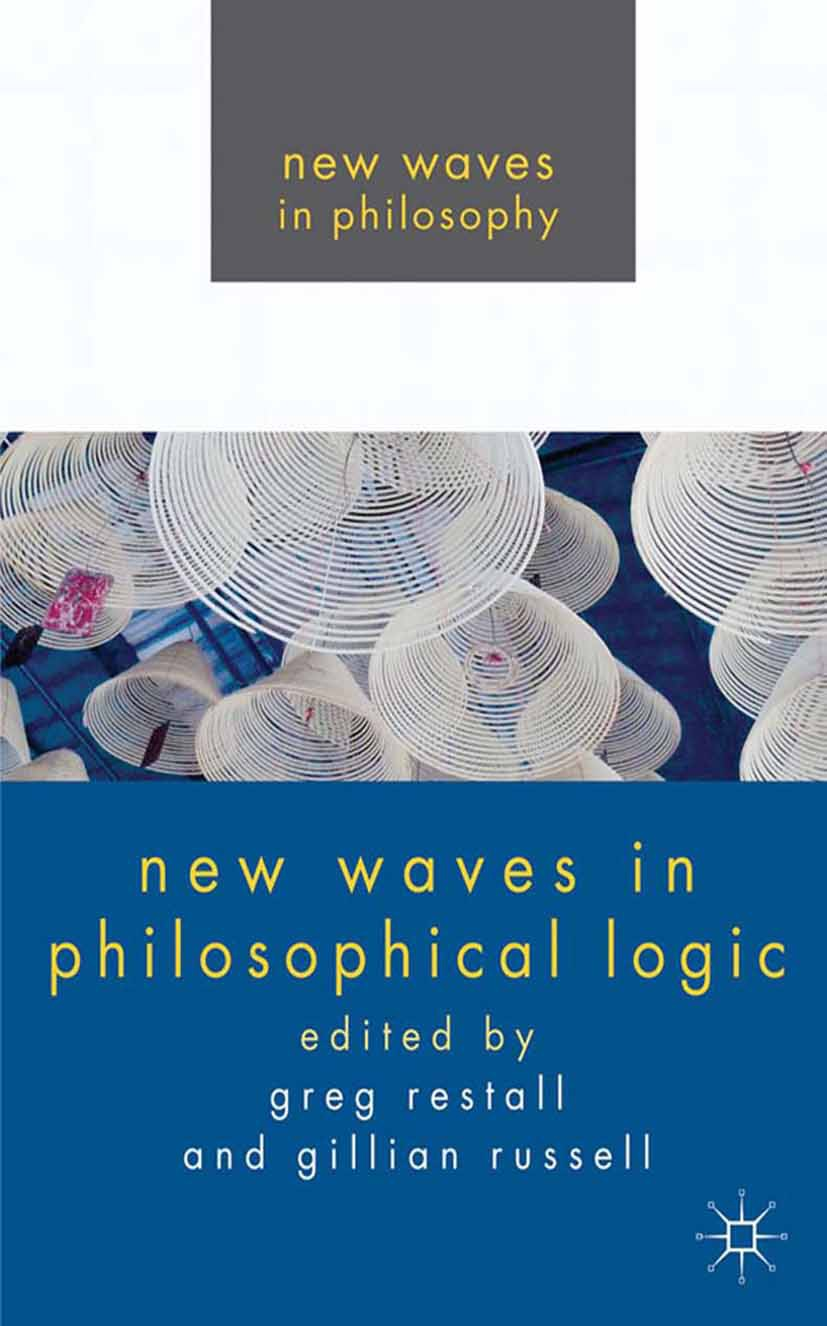 Restall, Greg - New Waves in Philosophical Logic, ebook