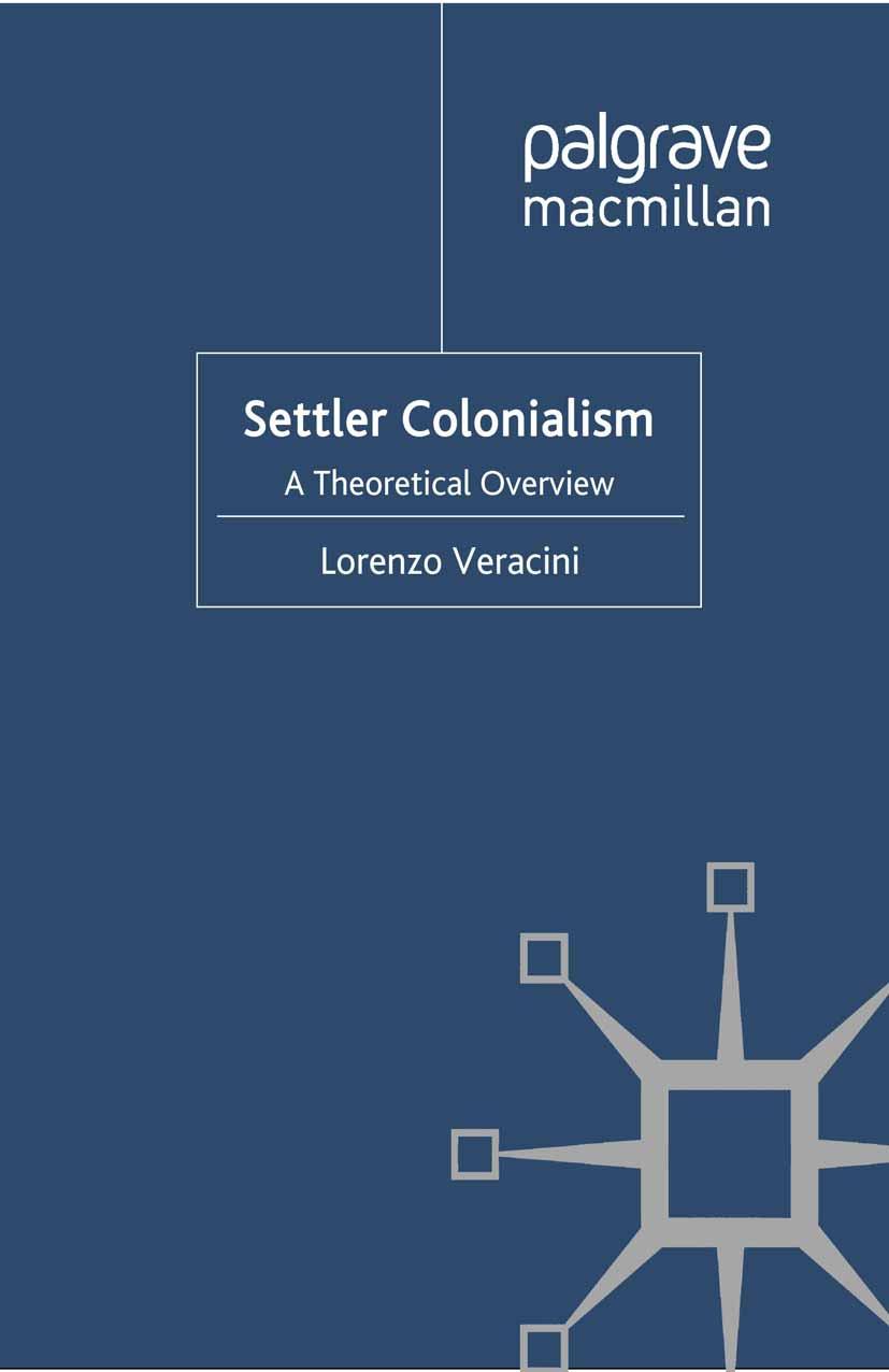 Veracini, Lorenzo - Settler Colonialism, ebook