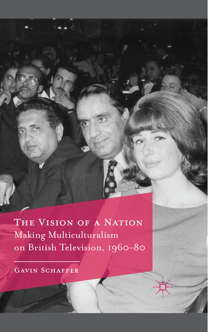 Schaffer, Gavin - The Vision of a Nation, ebook