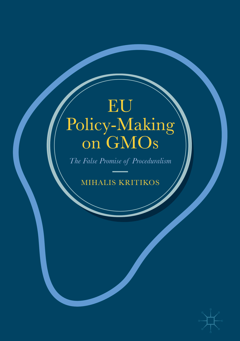 Kritikos, Mihalis - EU Policy-Making on GMOs, ebook
