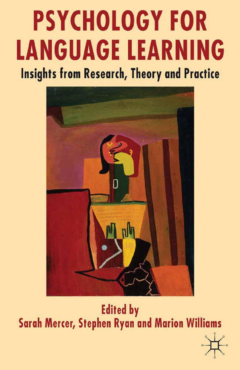 Mercer, Sarah - Psychology for Language Learning, ebook