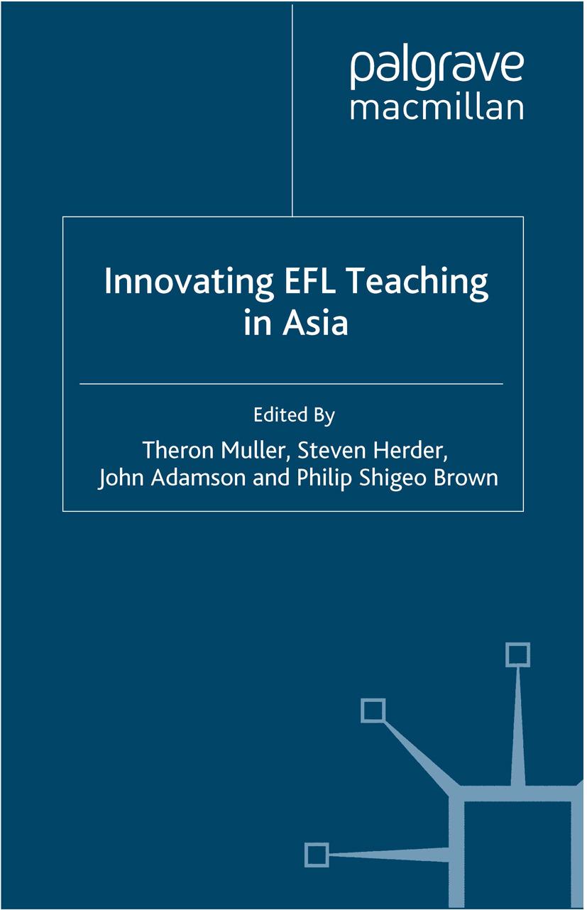 Adamson, John - Innovating EFL Teaching in Asia, ebook