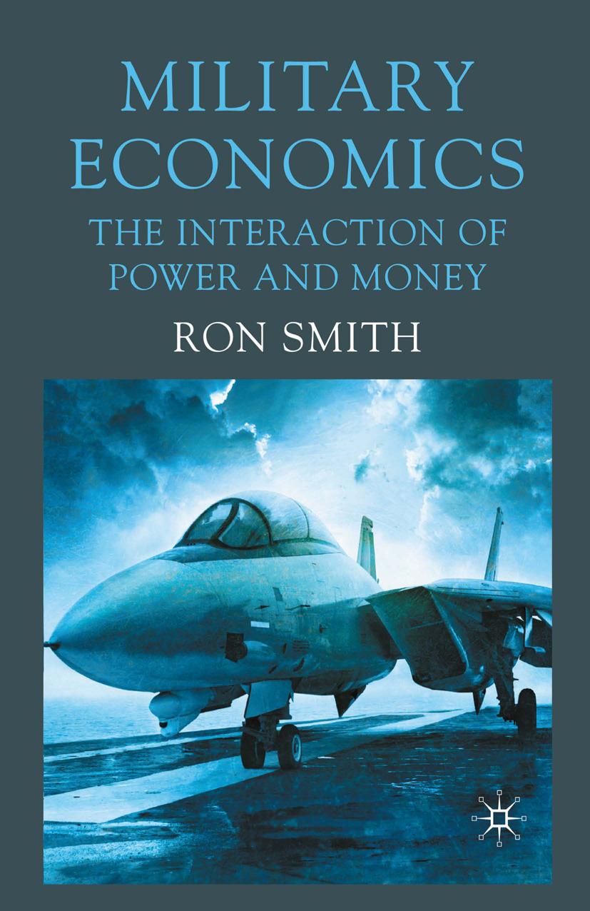 Smith, Ron - Military Economics, e-bok