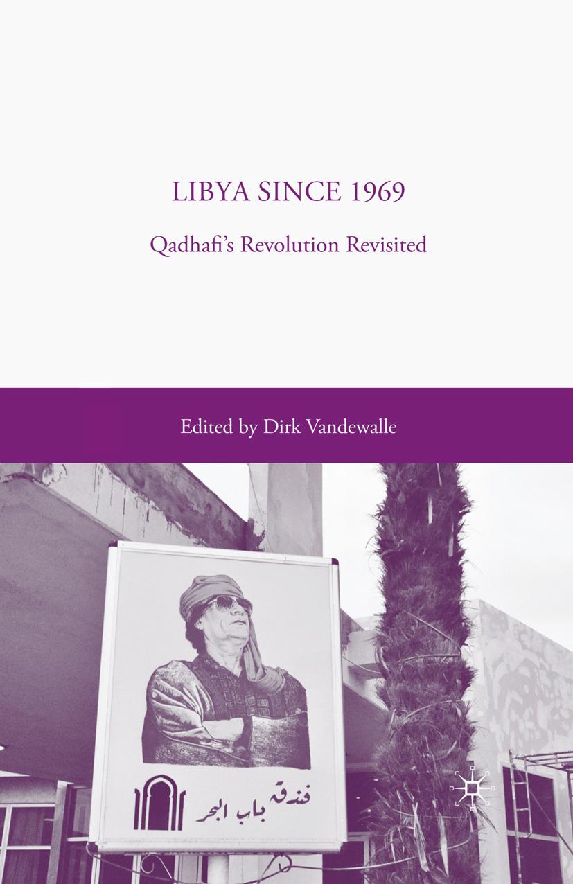 Vandewalle, Dirk - Libya since 1969, ebook