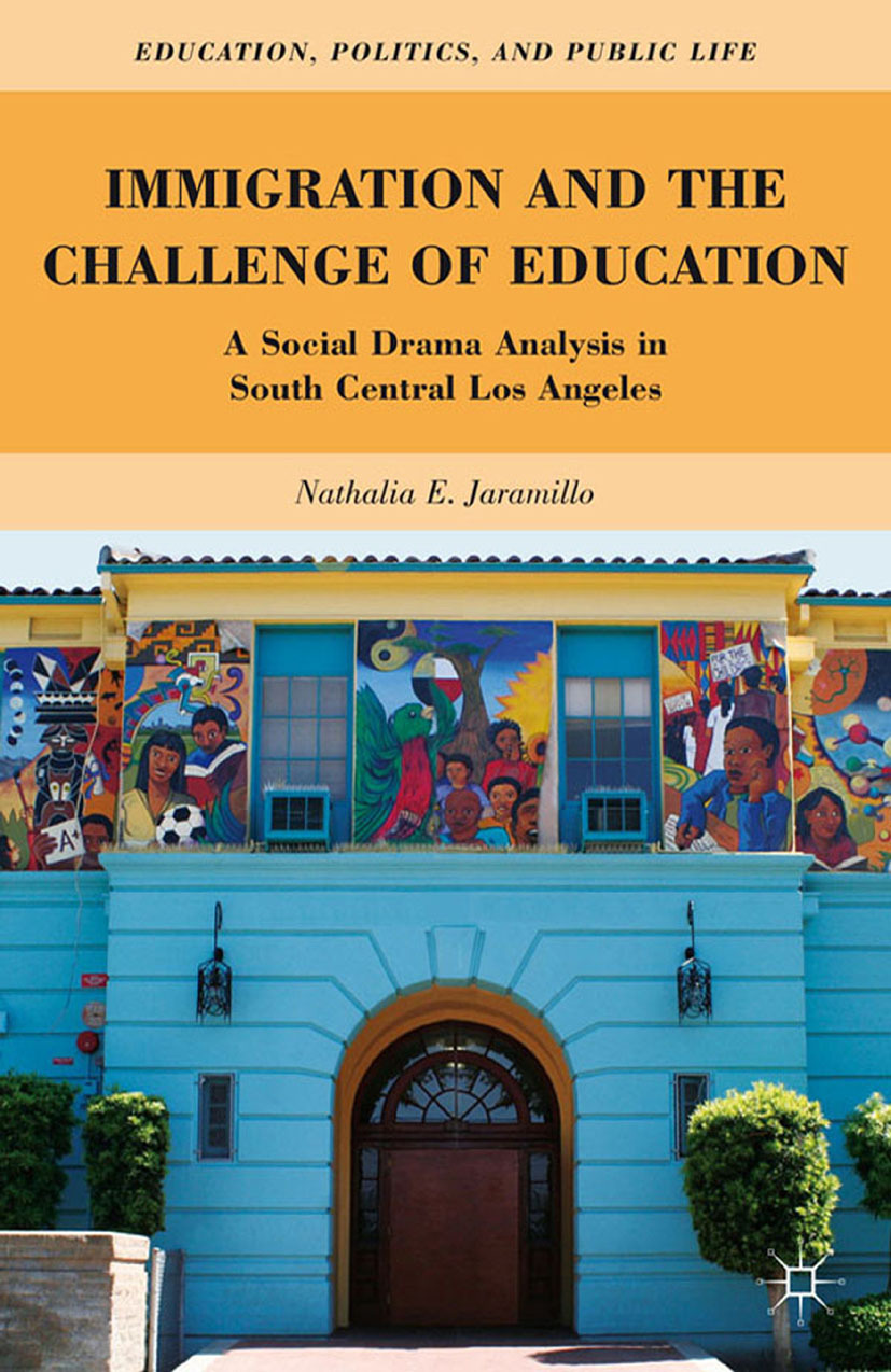 Jaramillo, Nathalia E. - Immigration and the Challenge of Education, ebook