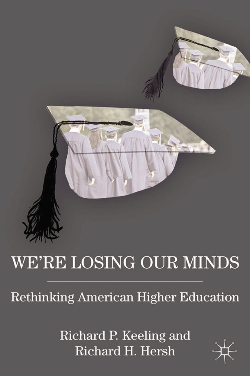 Hersh, Richard H. - We're Losing Our Minds, ebook