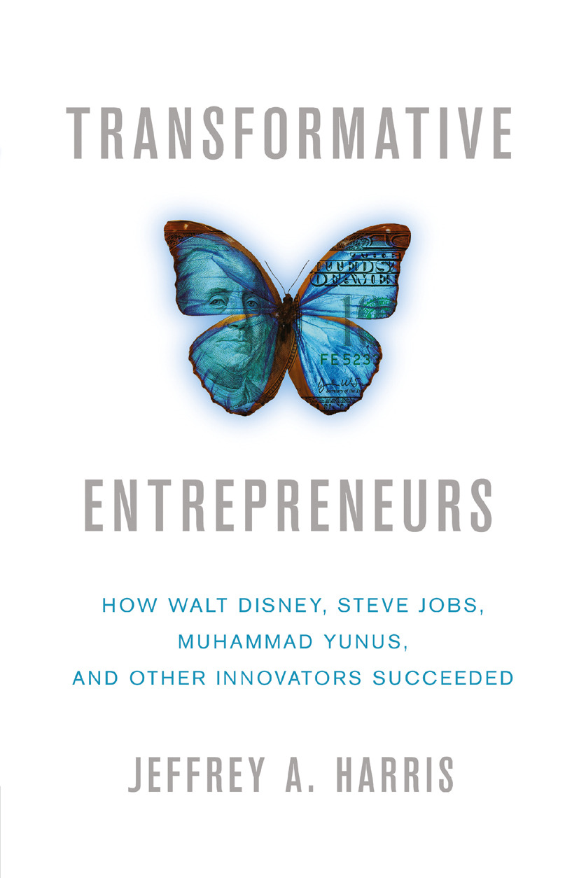 Harris, Jeffrey A. - Transformative Entrepreneurs, ebook