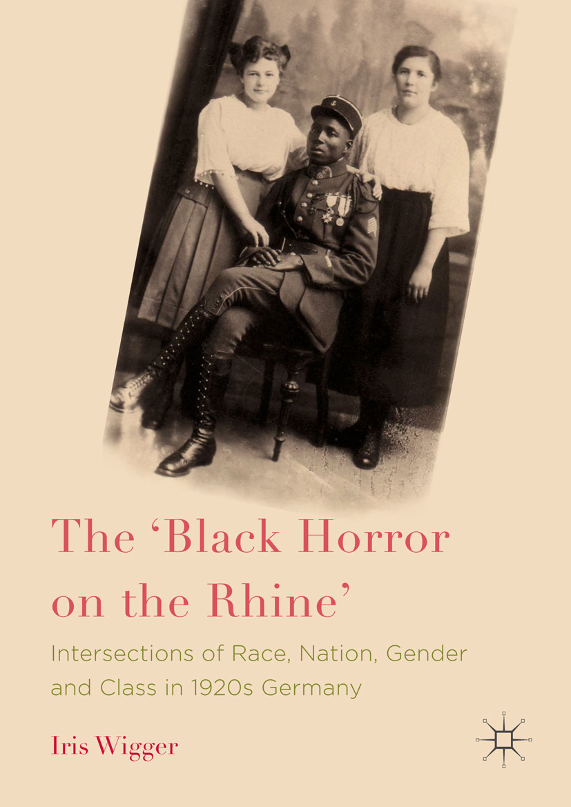 Wigger, Iris - The 'Black Horror on the Rhine', ebook