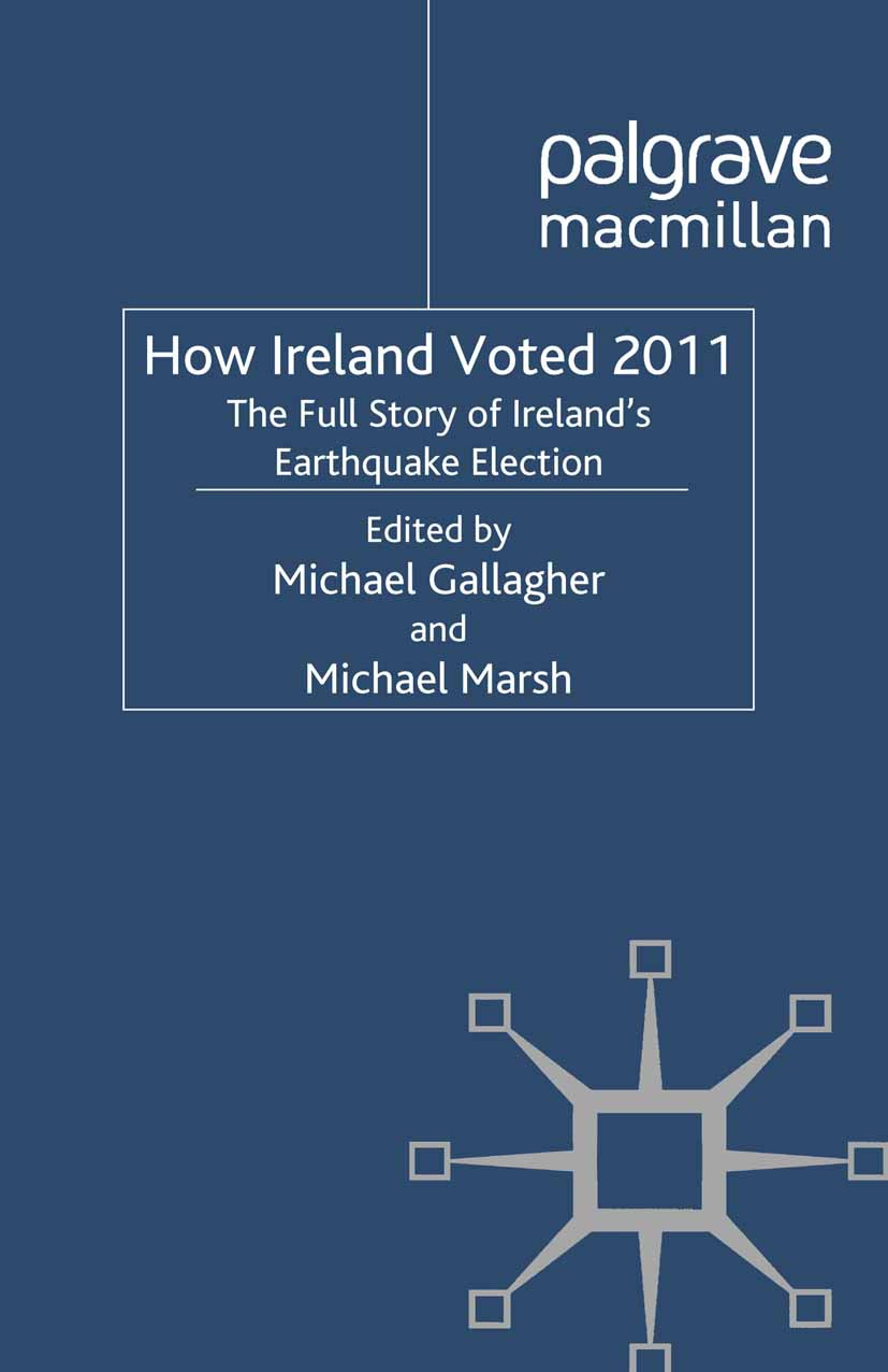 Gallagher, Michael - How Ireland Voted 2011, ebook
