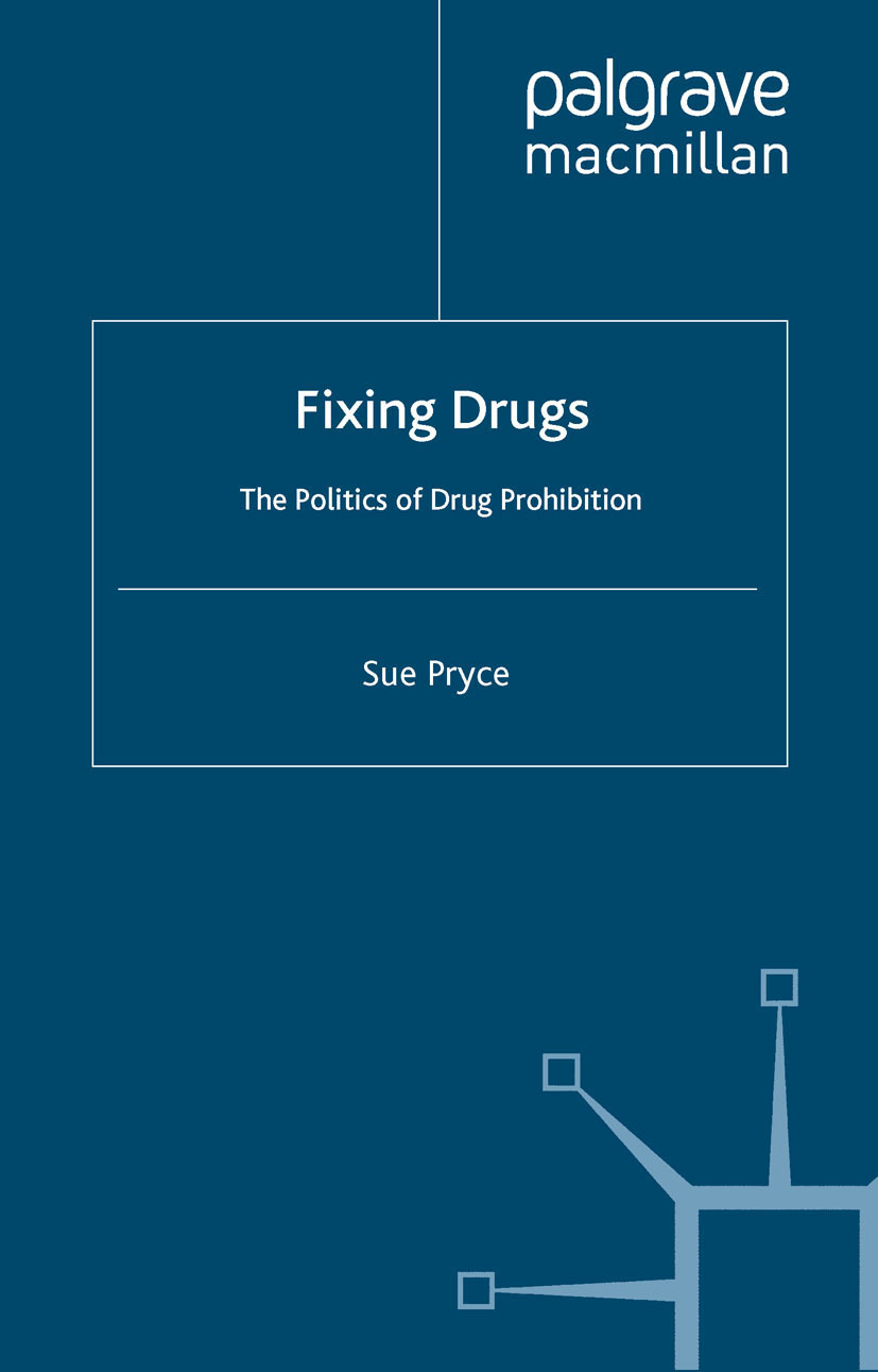 Pryce, Sue - Fixing Drugs, ebook