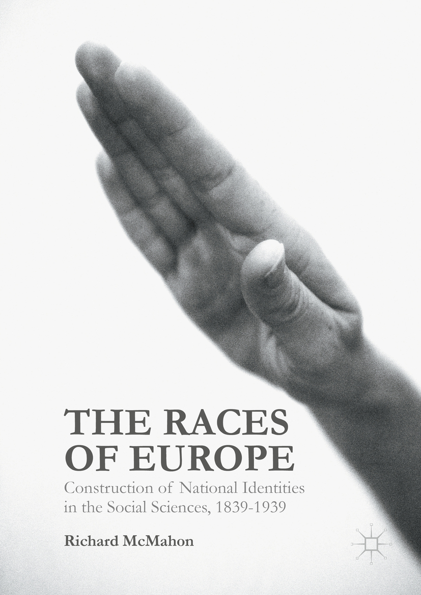 McMahon, Richard - The Races of Europe, ebook