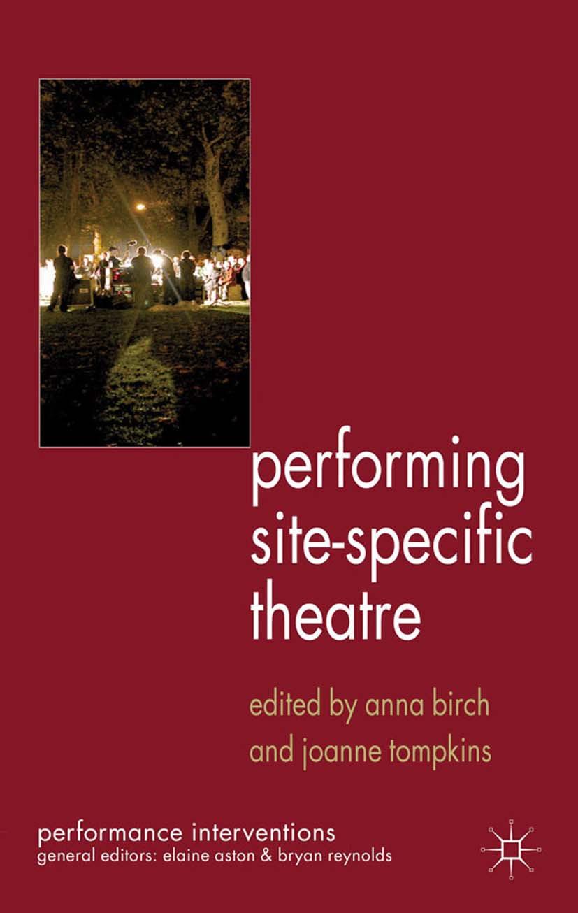 Birch, Anna - Performing Site-Specific Theatre, ebook